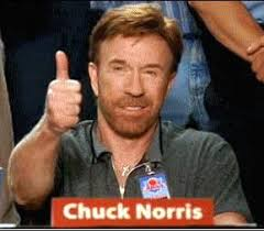Thumbs Up Meme - up chuck norris