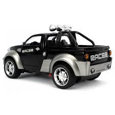 racer dodge ram electric rc monster truck 1 24 rtr black