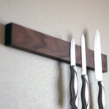 Magnetic Strip For Kitchen Knives Magnetic Knife Bar Magnetic Strip For Kitchen Knives Choosing The