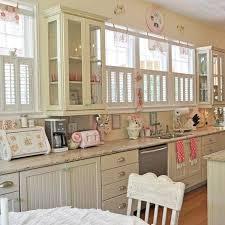 shabby chic kitchen cabinets 58 vintage shabby chic kitchen cabinets ideas craft and home ideas