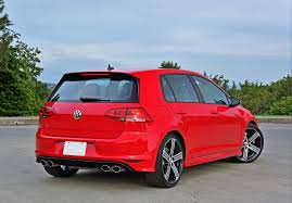 orange volkswagen gti 2017 volkswagen golf r the car magazine