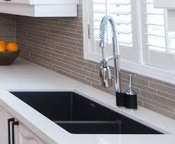 Kitchen Sink Combo - kitchen sink silgranit anthracite faucet maestro ii