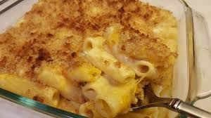 creamy baked mac and cheese imgur