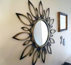 Mirror Wall Decals And Wall by Wall Ideas Image Of Wall Mirrors Decor Sun Mirror Wall Decor Uk