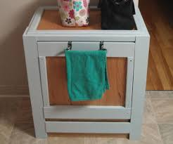tilt out trash cabinet 13 steps with pictures