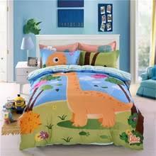 Dinosaur Double Duvet Popular Dinosaur Bedding For Children Buy Cheap Dinosaur Bedding