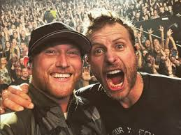 dierks bentley wedding cole swindell debuts u201cflatliner u201d video featuring dierks bentley