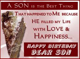 birthday wishes for son birthday images pictures