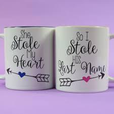 wedding gift mugs personalised wedding mugs couples coffee mugs set of mugs wedding