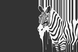 online buy wholesale zebra print artwork from china zebra print