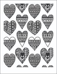 Free Printable Valentine S Day Coloring Pages Hallmark Ideas Coloring Pages For Printable