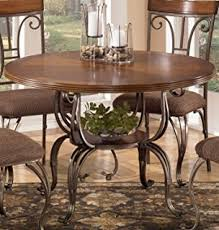Amazoncom Signature Design By Ashley DB Hopstand - Dining room table base