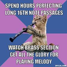 Clarinet Player Meme - memes for obsessed clarinet players home facebook