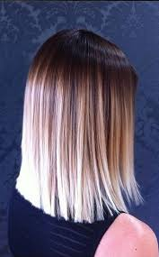 trendy hair color ideas 2017 2018 this cut and this color
