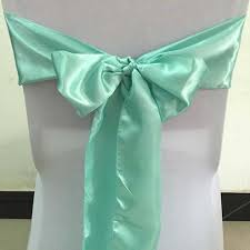 Chair Ties Compare Prices On Tiffany Blue Chair Bows Online Shopping Buy Low