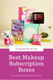 15 best beauty makeup subscription boxes images on pinterest