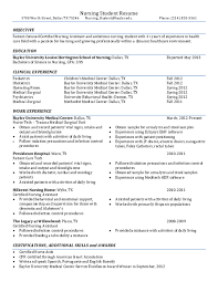 Samples Of Cna Resumes by Cna Resume Samples Download Free Templates In Pdf And Word