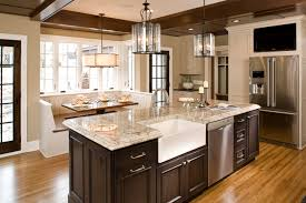Custom Islands For Kitchen by Kitchen Remodeling Custom Kitchen Designs In Minneapolis Mn