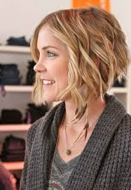 layered bob haircuts for wavy hair women medium haircut