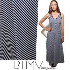 white and black striped maxi dress all women dresses