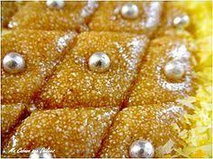 cuisine djouza tamina gateau de semoule au miel la cuisine de djouza