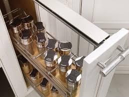 kitchen spice storage ideas 17 best kitchen pullout mechanism images on kitchen
