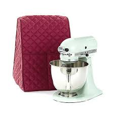 Black Kitchenaid Mixer by Stand Mixer Cover Dust Proof With Organizer Bag For Kitchenaid
