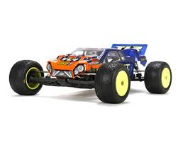nitro rc monster truck kits team losi racing 22t 2 0 1 10 2wd electric racing truck kit
