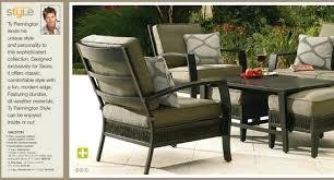 ty pennington furniture sle ty pennington patio furniture parkside