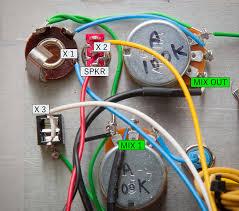 saund box project solder spot