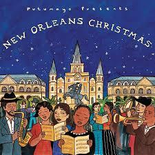 christmas cd new orleans christmas putumayo world