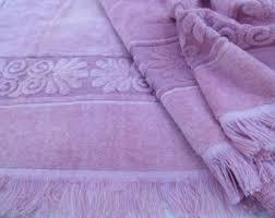 Shabby Chic Bath Towels by Victorian Bath Towel Etsy