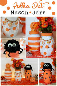 Halloween Jars Crafts by Best 20 Mason Jar Pumpkin Ideas On Pinterest U2014no Signup Required