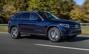 mercedes 2016 2016 mercedes benz glc300 first drive u2013 review u2013 car and driver