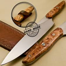 kitchen knife custom handmade stainless steel kitchen chef knife