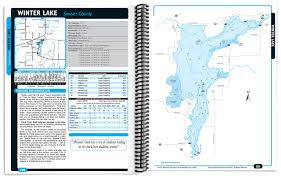 Wisconsin Zip Codes Map by Wisconsin Muskie Fishing Map Guide Fishing Maps From Sportsman U0027s