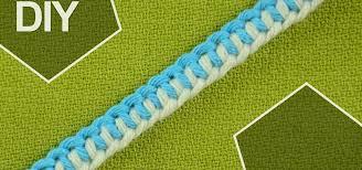 friendship bracelet knots images How to tie a half hitch knots zipper bracelet jewelry jpg