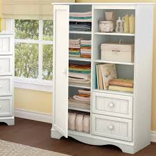 South Shore Savannah Armoire With Drawers Multiple Finishes - Elegant non toxic bedroom furniture residence