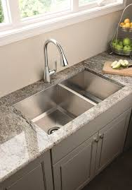 home depot kitchen sinks and faucets awesome design kitchen faucets ideas grey and silver rectangle