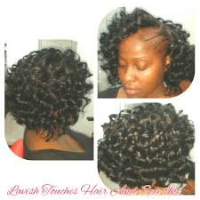 wand curled bob bob short cut natural styles sew in bob sew
