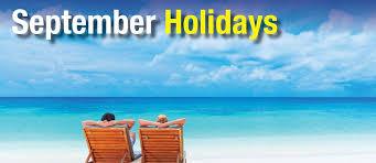 September holidays 2018 2019 cheap sun holidays from ireland