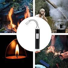 briquet cuisine winzwon briquet électrique arc anti vent coupe vent briquet