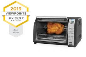 Best Convection Toaster Ovens Black And Decker Toaster Oven