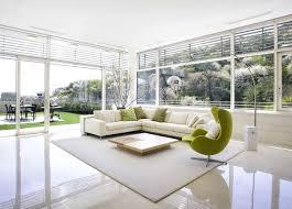 White Leather Living Room Sets Adorable 40 Modern Living Room White Decorating Design Of 60