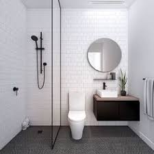 Black And White Bathroom Tile Designs 22 Small Bathroom Remodeling Ideas Reflecting Elegantly Simple