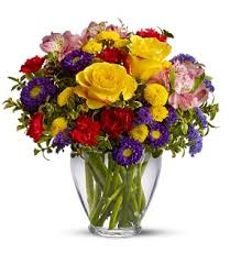 fresh flower delivery brighten your day png