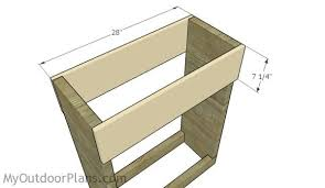 indoor firewood rack plans myoutdoorplans free woodworking