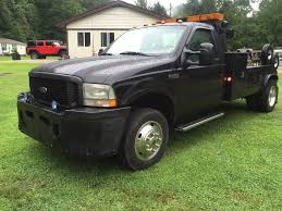 1999 ford f 450 xlt wrecker tow truck for sale
