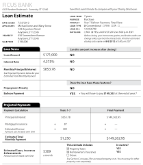 Estimating A Mortgage Payment by Appendix H To Part 1026 To 12 Cfr 1026 Eregulations