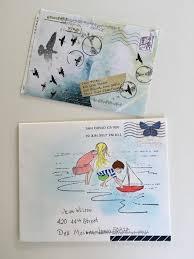 Where Does Stamp Go On Envelope Pushing The Envelopes